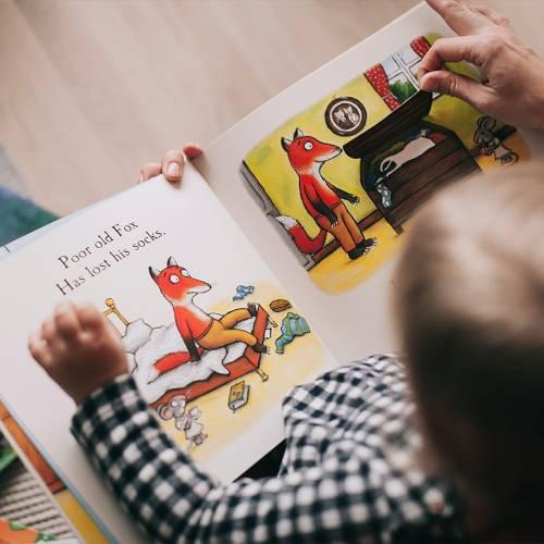 2. apríl – Medzinárodný deň detskej knihy